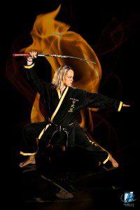 Erica Fire Pic