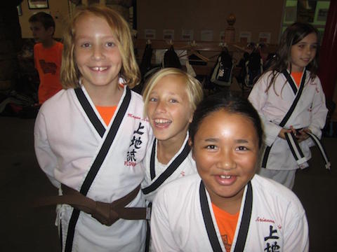 Authentic-Martial-Arts Kids