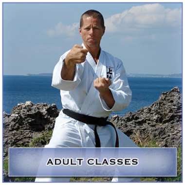 Authentic Martial Arts - ADULTS
